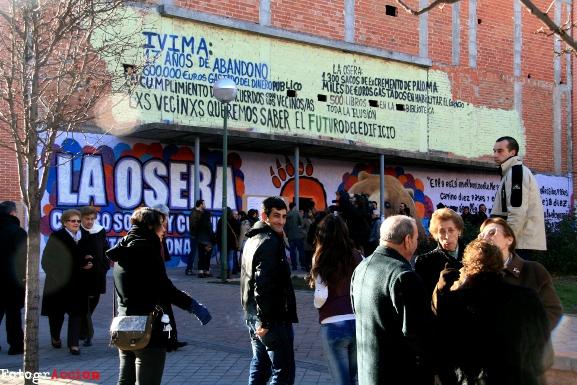 """La Osera da vida al """"teatro fantasma"""" de Almendrales"""