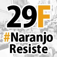 La PAH vuelve a la calle Naranjo, símbolo de la lucha contra los desahucios