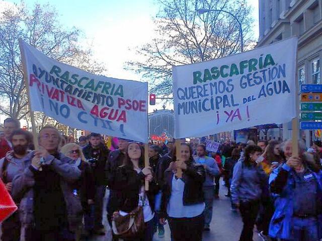 La Plataforma Ciudadana de Rascafría pide una auditoría de la deuda reclamada por Canal Gestión