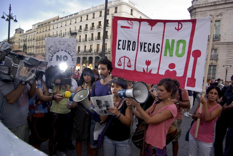 La Plataforma Eurovegas NO obtiene el premio al compromiso urbano ciudadano