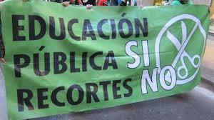 La Plataforma Regional por la Escuela Pública llama a la movilización