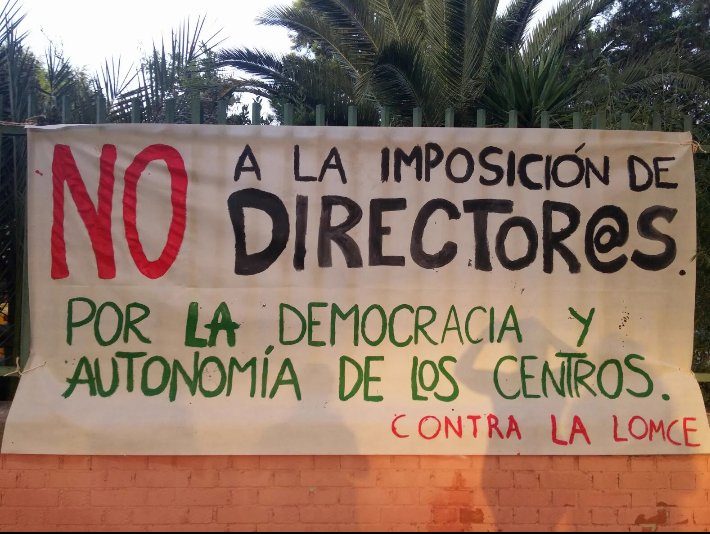 La Plataforma Regional por la Escuela Pública rechaza la política de designación directa de las direcciones de los centros públicos