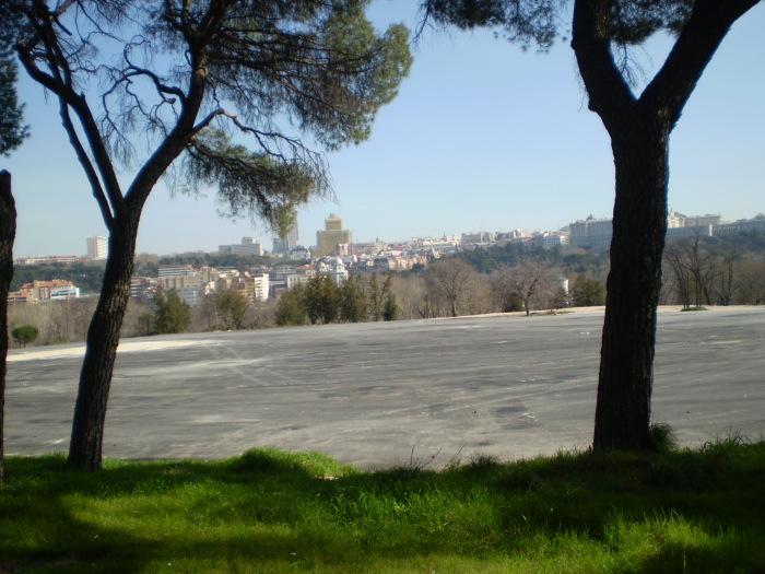 La Plataforma Salvemos la Casa de Campo pide que se repueble una zona verde dañada de 10.000 metros cuadrados