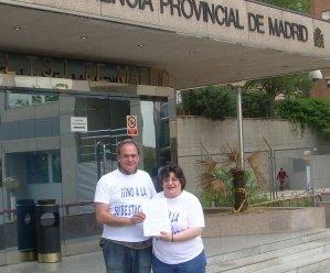 La asociación vecinal UDE de Valdemoro denuncia al Ayuntamiento por la subestación eléctrica