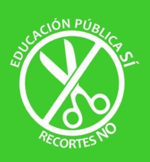 La comunidad educativa y ciudadana preparan la huelga de educación del 24O