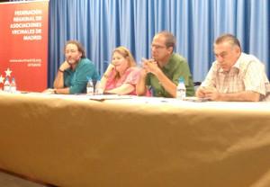 La dirección de la FRAVM traslada su reunión mensual a San Fernando, donde se encontrará con los afectados por las obras del metro