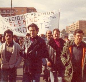 La exposición <i>Madrid. 40 años de acción vecinal</i> se inaugura mañana jueves en Coslada
