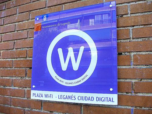 La extensión del wi-fi siembra la polémica en Leganés