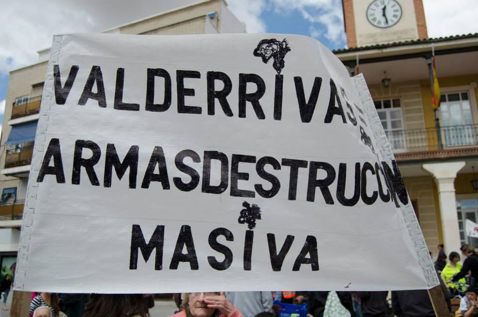La incineración de residuos en Morata de Tajuña llega a los tribunales