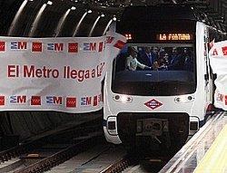 La llegada del metro a La Fortuna no resuelve el aislamiento del barrio con Leganés