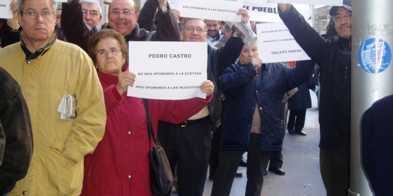 La muestra sobre la historia del movimiento ciudadano llega al campus de la Universidad Carlos III de Getafe