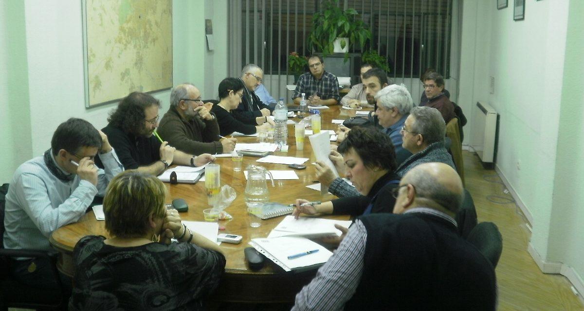 La nueva Junta Directiva de la FRAVM elige la comisión ejecutiva