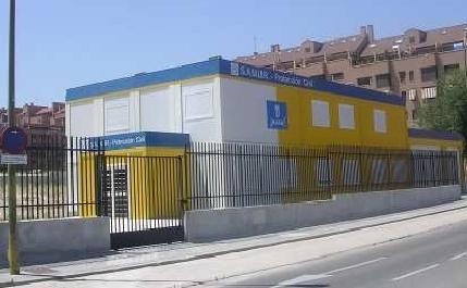 La nueva base del SAMUR de San Blas: un año con las puertas cerradas