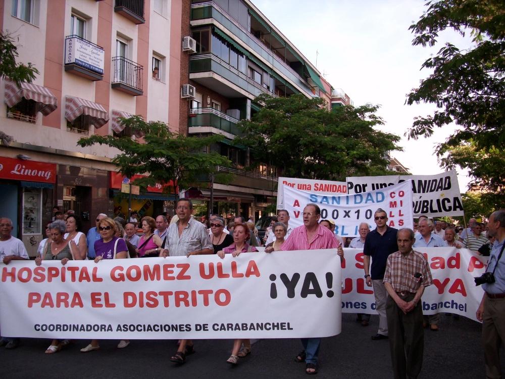 La oferta de Defensa sobre el Gómez Ulla, insuficiente