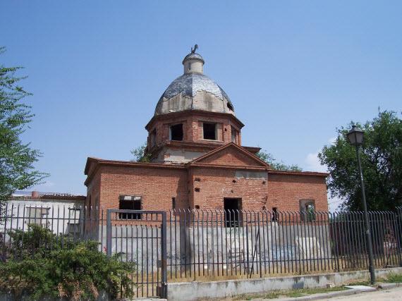"""La rehabilitación de la """"iglesia rota"""" de Orcasitas, un poco más cerca"""