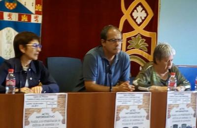 Las asociaciones San Nicasio y Barrio Centro de Leganés reclaman más ayudas en rehabilitación de edificios