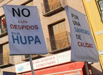 Las asociaciones vecinales de Alcalá llaman a la ciudadanía y al Ayuntamiento a unirse en defensa de su hospital