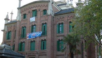 Las asociaciones vecinales de La Elipa y Quintana apoyan la ocupación de El Dragón