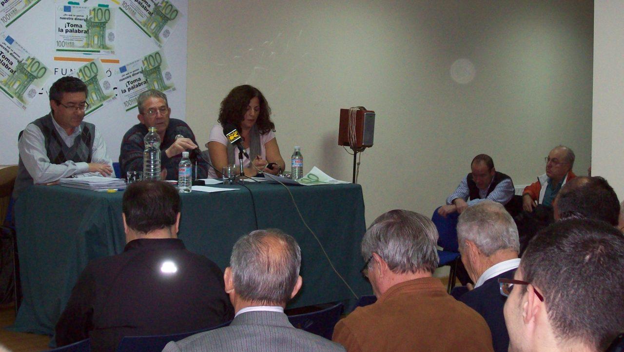 Las asociaciones vecinales de Puente de Vallecas abandonan el Consejo Territorial del distrito