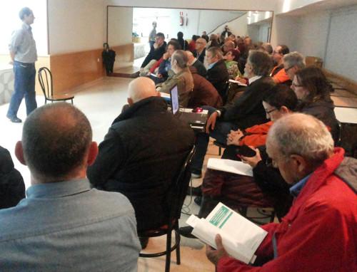 Las asociaciones vecinales de los barrios afectados reciben positivamente el proyecto Madrid Puerta Norte