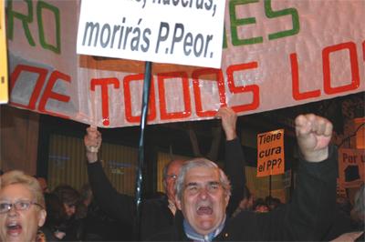 """Las asociaciones vecinales rechazan el """"antisocial"""" copago a pensionistas"""