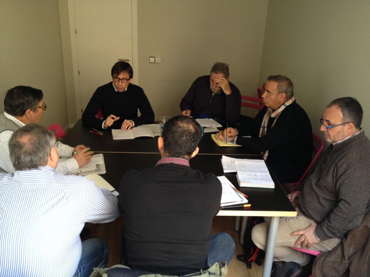 Las organizaciones reunidas en el Encuentro Vecinal se dan cita con UPyD