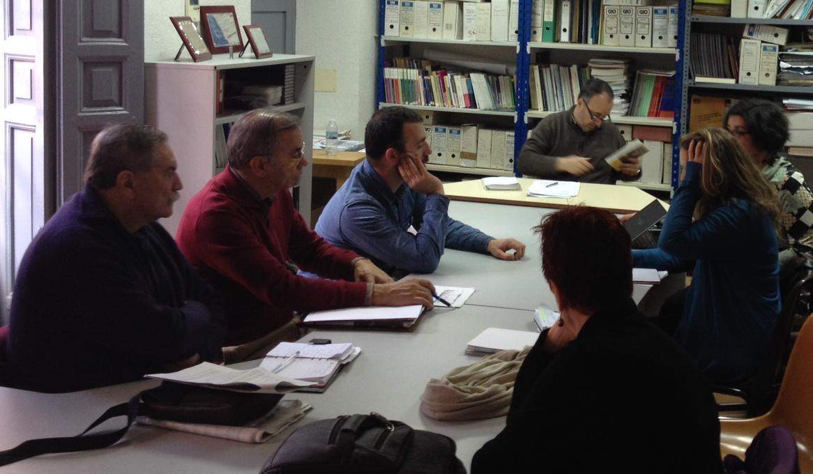 Las organizaciones sociales del Encuentro Vecinal se reúnen con Ganemos Madrid