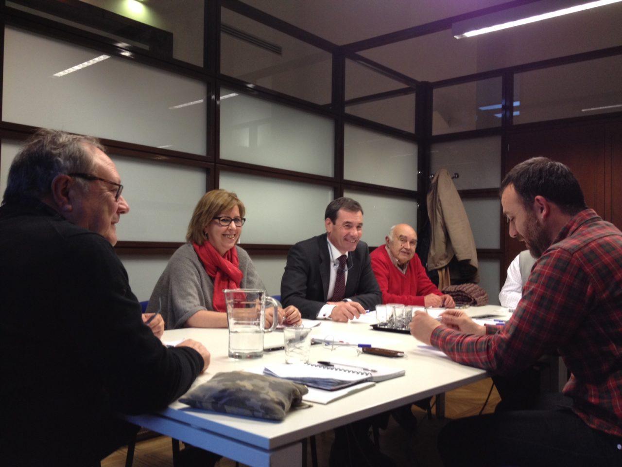 Las organizaciones sociales reunidas en el Encuentro Vecinal se dan cita con el PSM