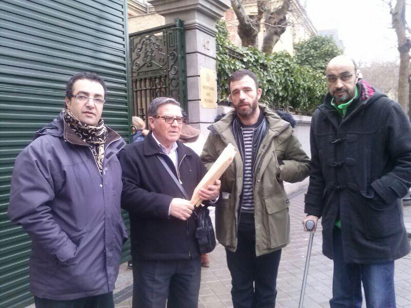 Los afectados por la venta de viviendas del IVIMA piden amparo a la Defensora del Pueblo