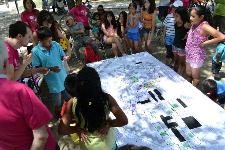 Los vecinos de Begoña imaginan un barrio más habitable