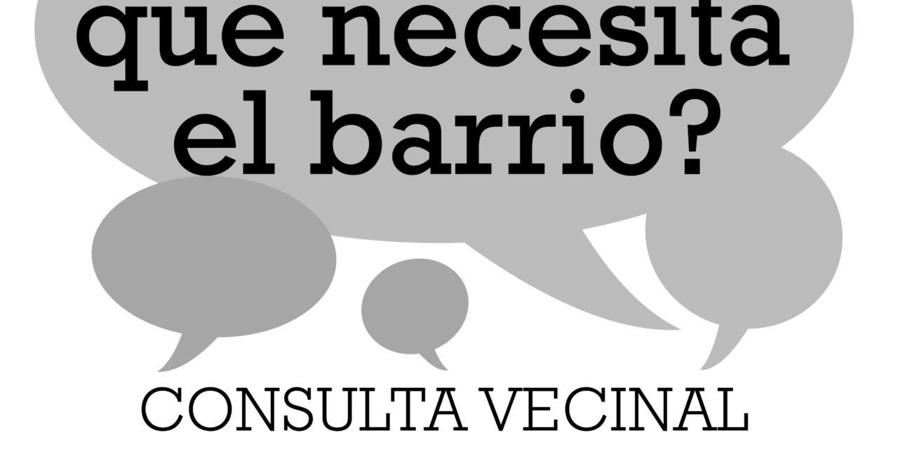 Los vecinos de Opañel convocan una consulta ciudadana sobre el destino de la parcela contigua a la parroquia Santa Catalina Labouré