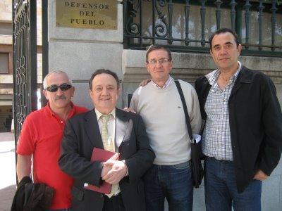 Madrid se solidariza con Avilés en su lucha contra la privatización de la gestión del agua