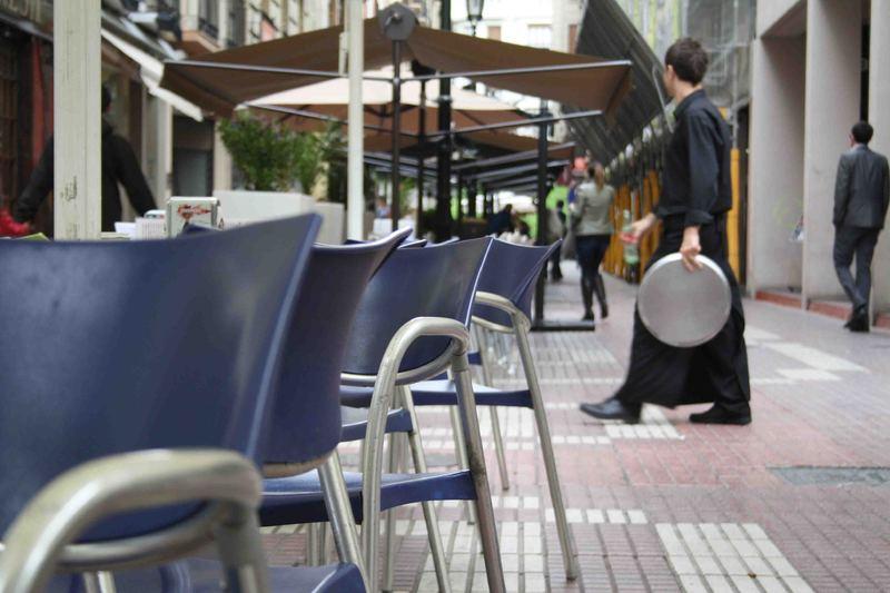 Majadahonda: terrazas sí, pero con mesura