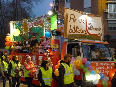 Más cabalgatas de Reyes, y más participativas