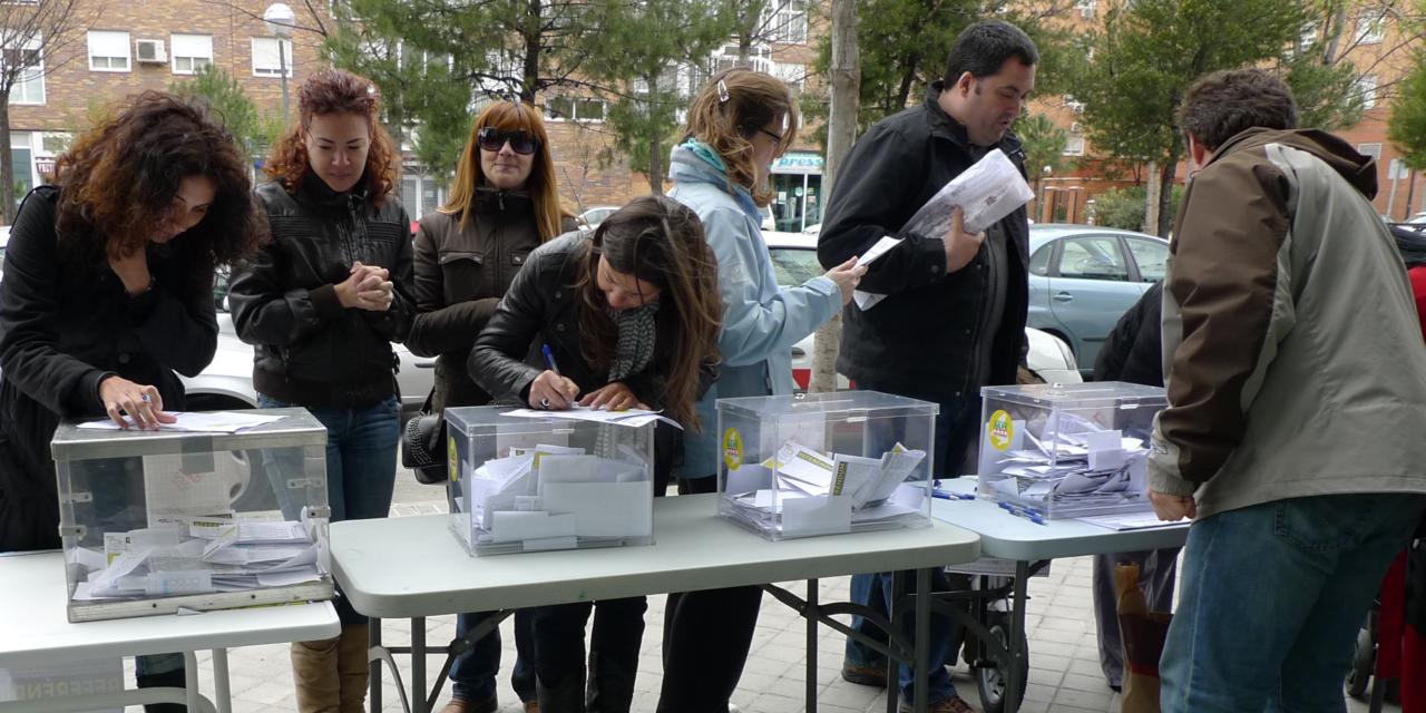Más de 5.000 vecinos piden en referéndum un centro de salud para Butarque
