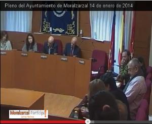 Moralzarzal Participa consigue grabar el pleno municipal a pesar de las reticencias del consistorio