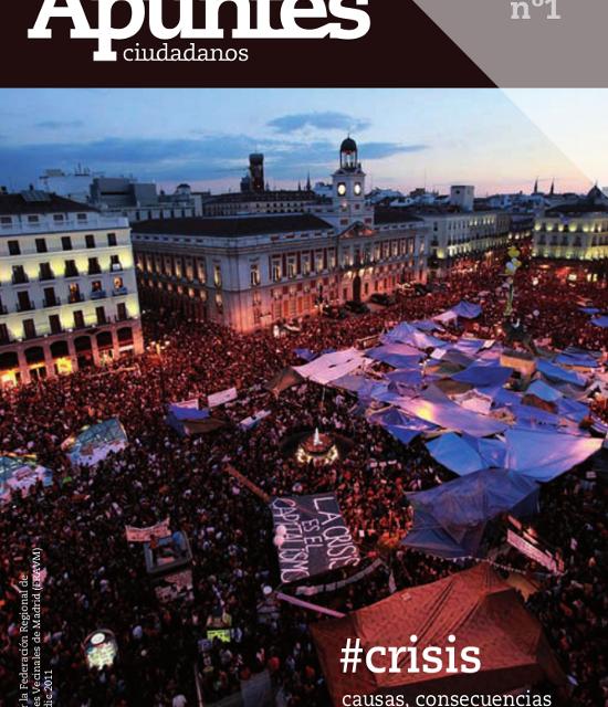 Nace Apuntes Ciudadanos, una herramienta para la reflexión, la formación y el debate