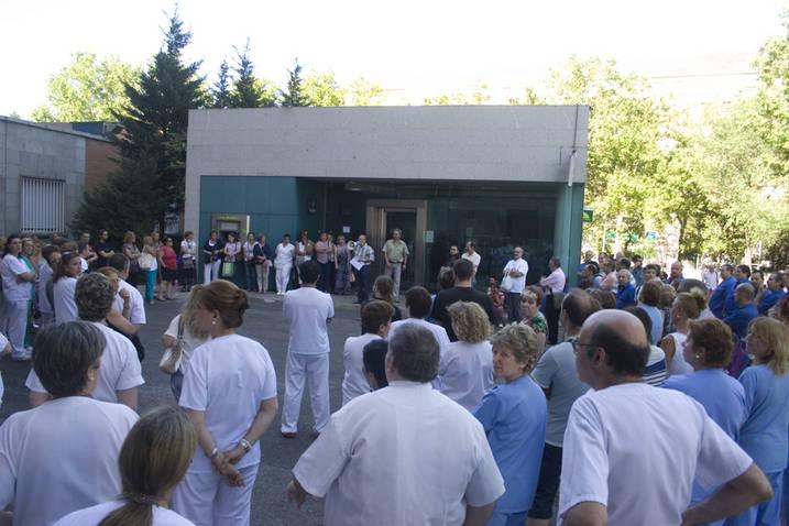 Nace la Coordinadora de Hospitales y Centros Sanitarios Públicos de la Comunidad de Madrid