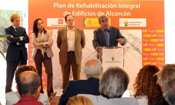 Nace la Oficina de Rehabilitación Municipal de Alcorcón
