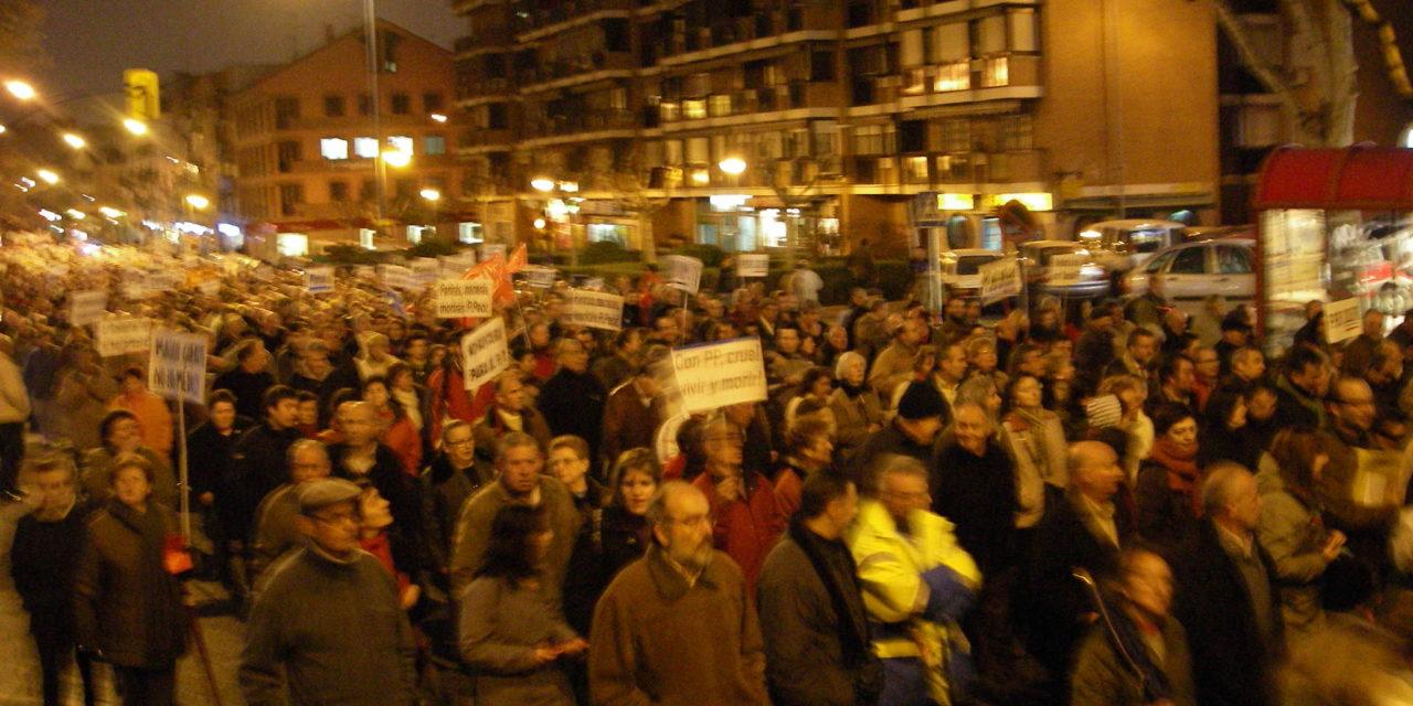 Nace la plataforma contra el Área Única y en Defensa de la Sanidad Pública del Sur y Suroeste de Madrid