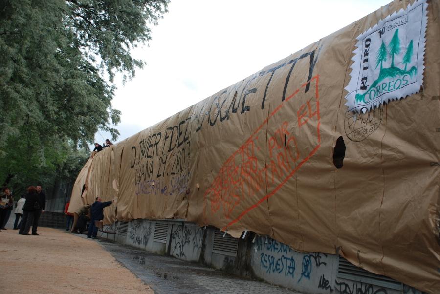 Nueve movilizaciones anuncian la próxima manifestación vecinal en defensa de la sanidad pública el próximo 1 de junio