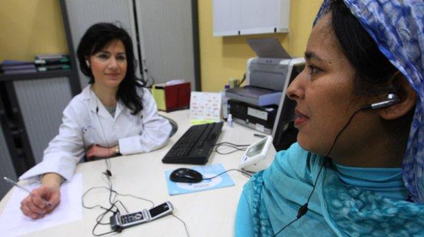 Organizaciones sociales convocan una concentración en defensa de la atención sanitaria universal