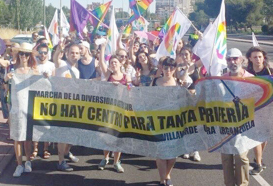 Orgullo LGTBI y orgullo de barrio