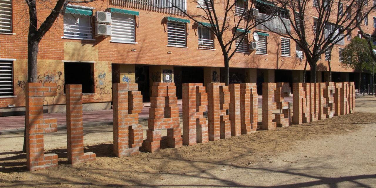 Palomeras Bajas: ¡el barrio es nuestro!