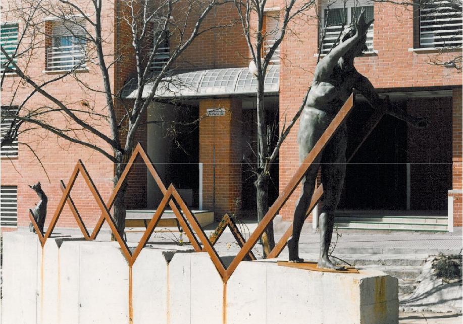 Peligra la conservación del Museo al Aire Libre de Palomeras Bajas