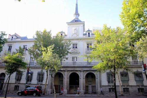 Por un uso y gestión públicos del Palacete de Alberto Aguilera de Chamberí