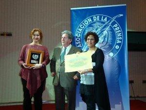 """Radio Vallekas recibe el  premio """"Constantino Ruiz Carnero"""" a la libertad de expresión"""