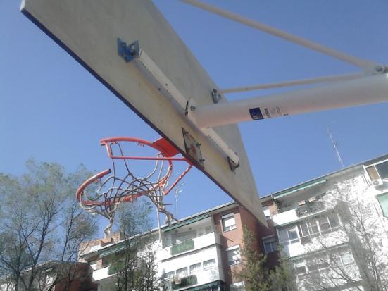 Retiro, territorio streetball