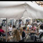 Las asociaciones vecinales esperan que el Ayuntamiento de Madrid atienda sus propuestas en materia de terrazas