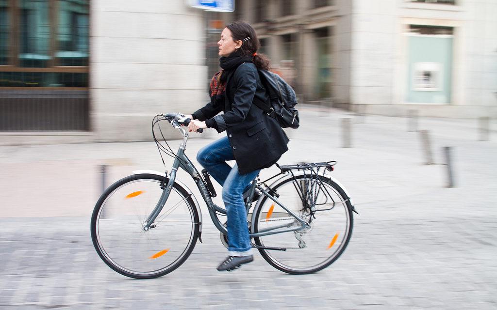 Sale del horno el tercer informe sobre la movilidad en la capital